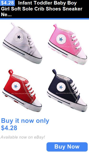 ee6c0699e21984 Baby Boy Shoes  Infant Toddler Baby Boy Girl Soft Sole Crib Shoes Sneaker  Newborn To 18 Months BUY IT NOW ONLY   4.28