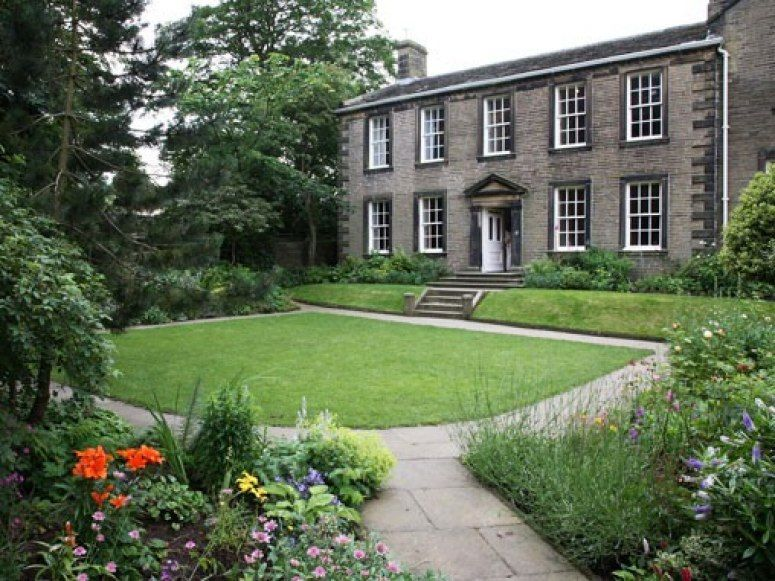 West Yorkshire, England home of Charlotte, Emily and Anne Bronte (museum)
