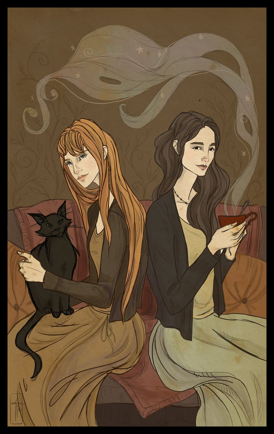 Sisters Reminds Me Of Practical Magic Hechizo De Amor Sandra Circuitry By Brujo On Deviantart Bigdave409 Bullock Nichole Kidman