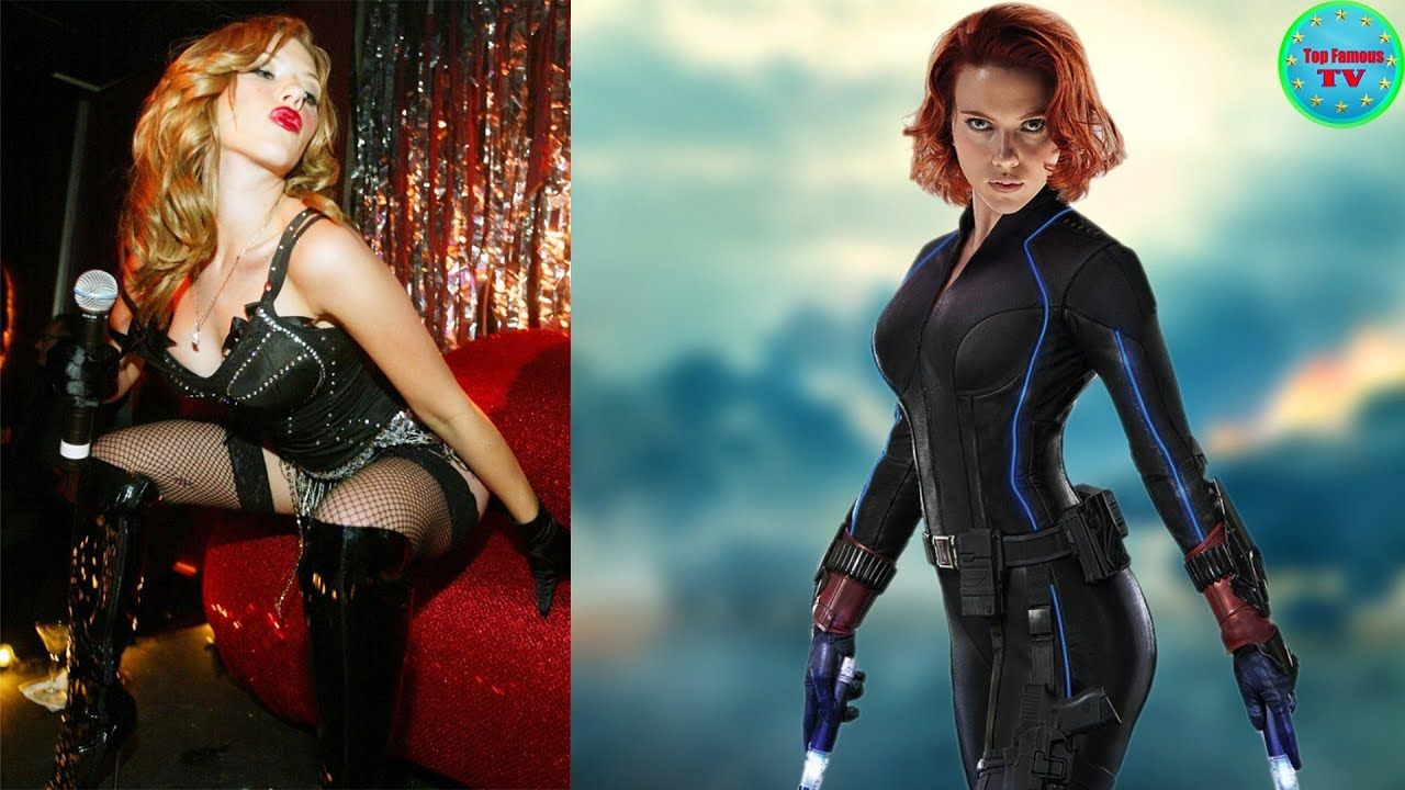 Scarlett Johansson (Black Widow) - Fight Scenes 2018