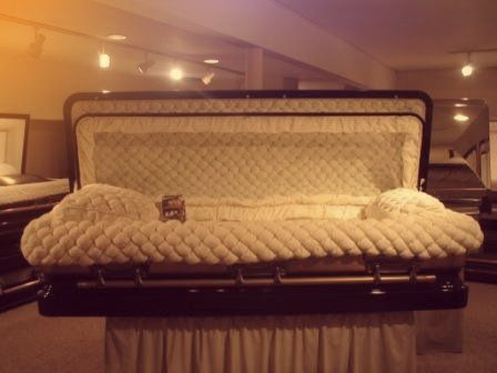 Batesville Full Couch Casket Mrm Mortuary Services