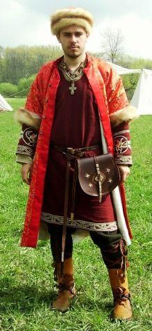 Rubakha , Tunika, Viking tunic, medieval clothes