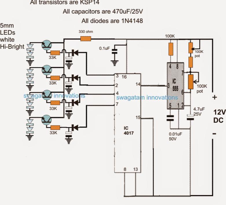 Groovy Led Meteor Shower Rain Tube Circuit Homemade Circuit Projects Wiring Digital Resources Zidurslowmaporg