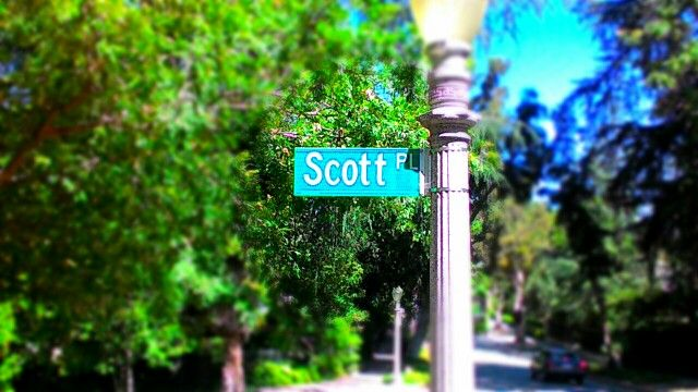 Scott Place, Pasadena