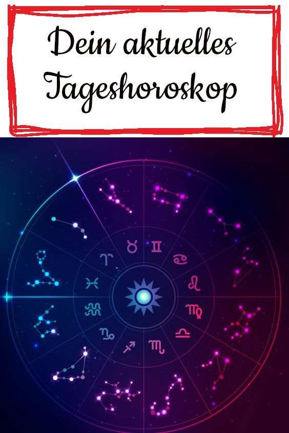 Alle Horoskop Heute