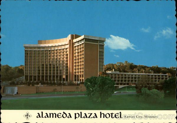 Alameda Plaza Hotel Kansas City Missouri