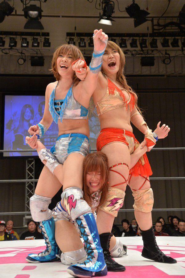 44ddadf65923ea Pin by C.A. Claiborne on Pro Wrestling-Io Shirai-The Midnight Angel ...
