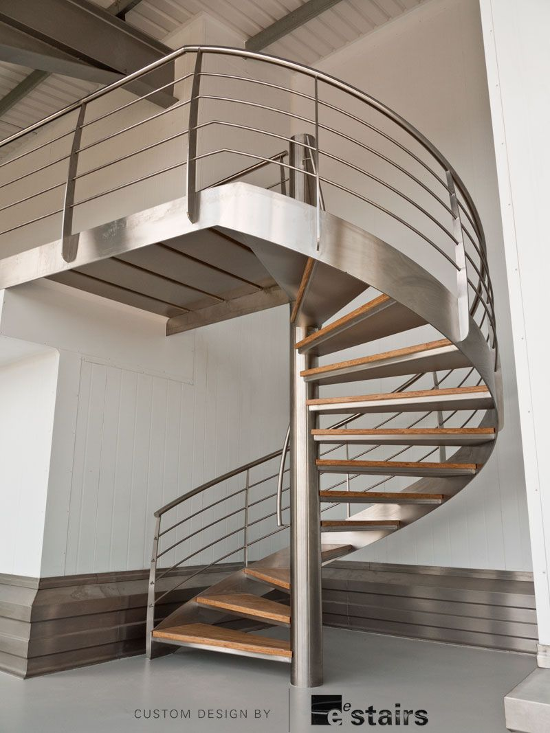 Best Stainless Spiral Steel Stairs Staircase Design Stairs 400 x 300