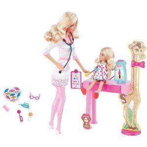 Barbie I Can Be Pediatric Doctor Playset Barbie Toys Barbie I