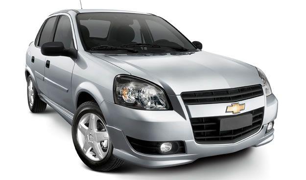 Renta un Chevy Sedan con la mejor tarifa todo incluido: http://mexicocarrental.com.mx/