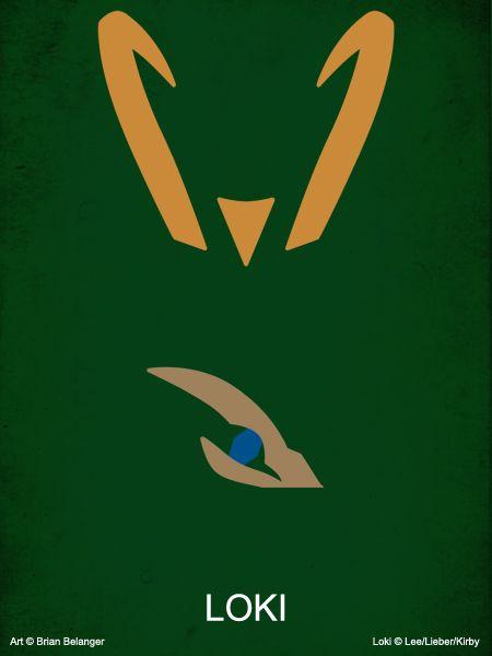Pin By Will Evans On Minimalism Fan Art Comics Loki Art Loki Minimalist Art