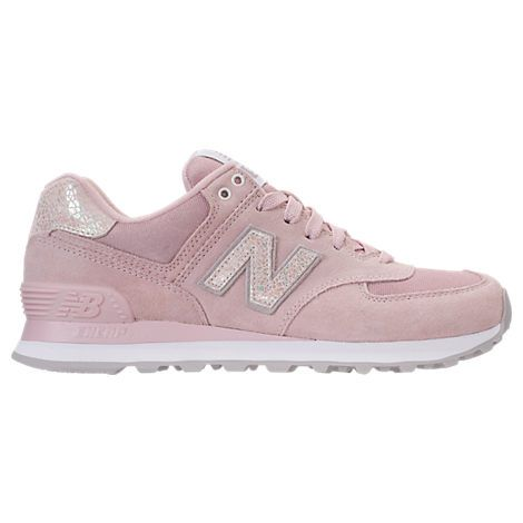 Women's New Balance 574 Shattered Pearl Casual Shoes in 2019