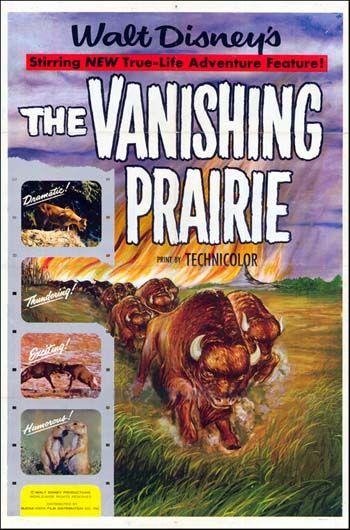 24 - The Vanishing Prairie - 1954