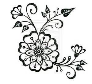 Black and White Lotus Flower Tattoo - Bing images