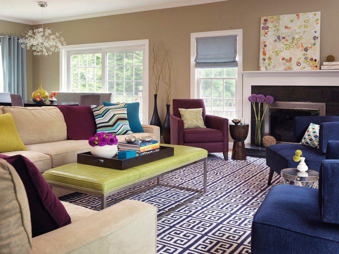 Fenstergestaltung Wohnzimmer ~ 50 moderne gardinenideen praktische fenstergestaltung