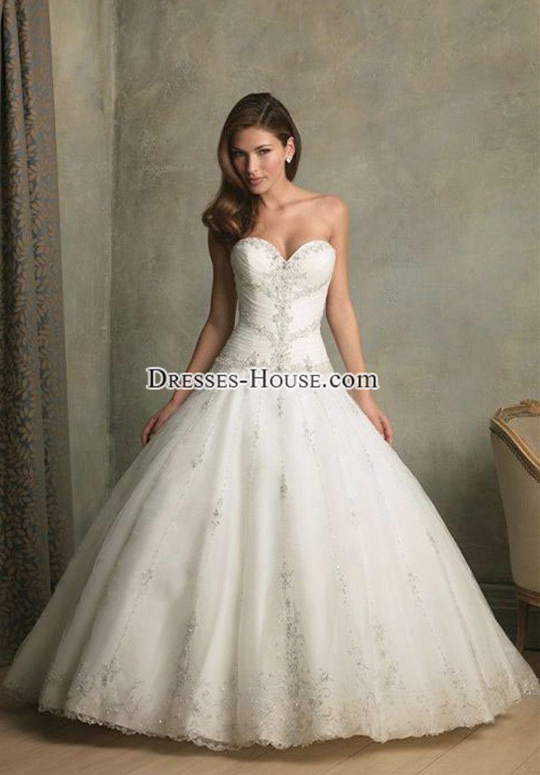 Sweetheart wedding dresses dresses pinterest sweetheart