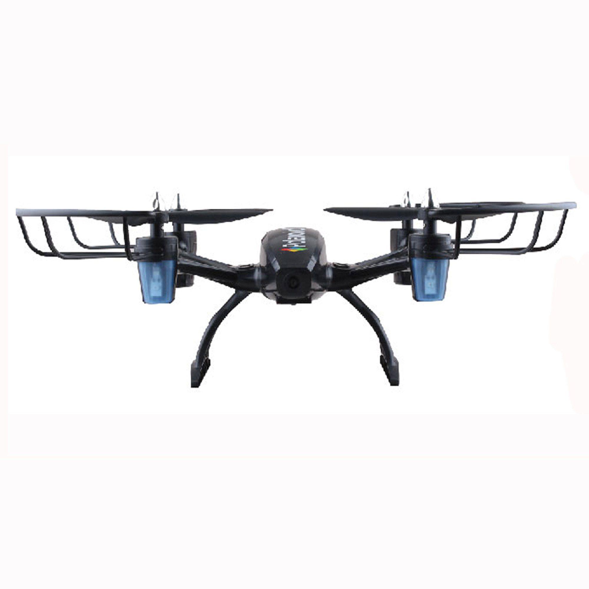 Polaroid PL2500 Remote Control Camera Drone Black ** Click