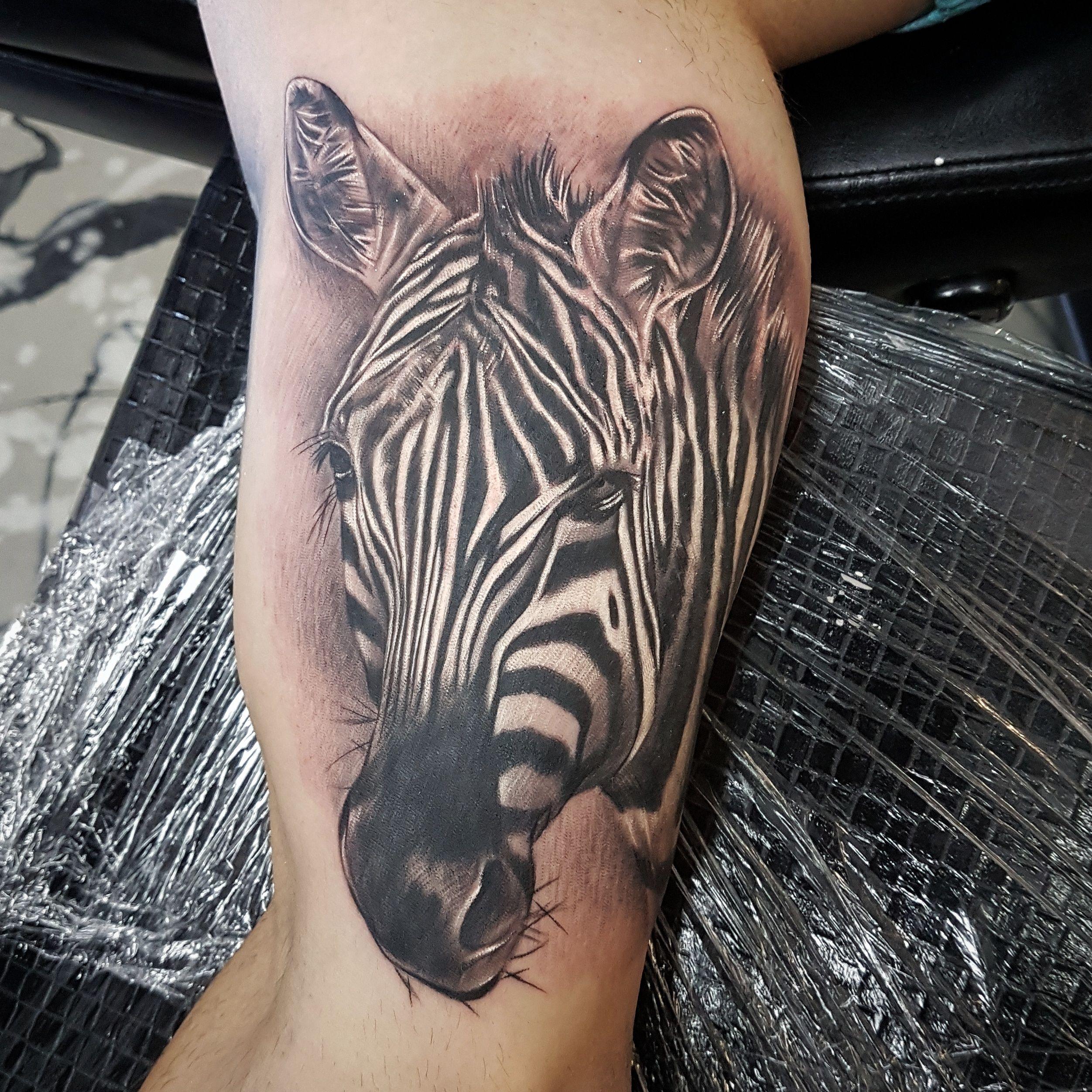 Zebra Tattoos, Tattoos