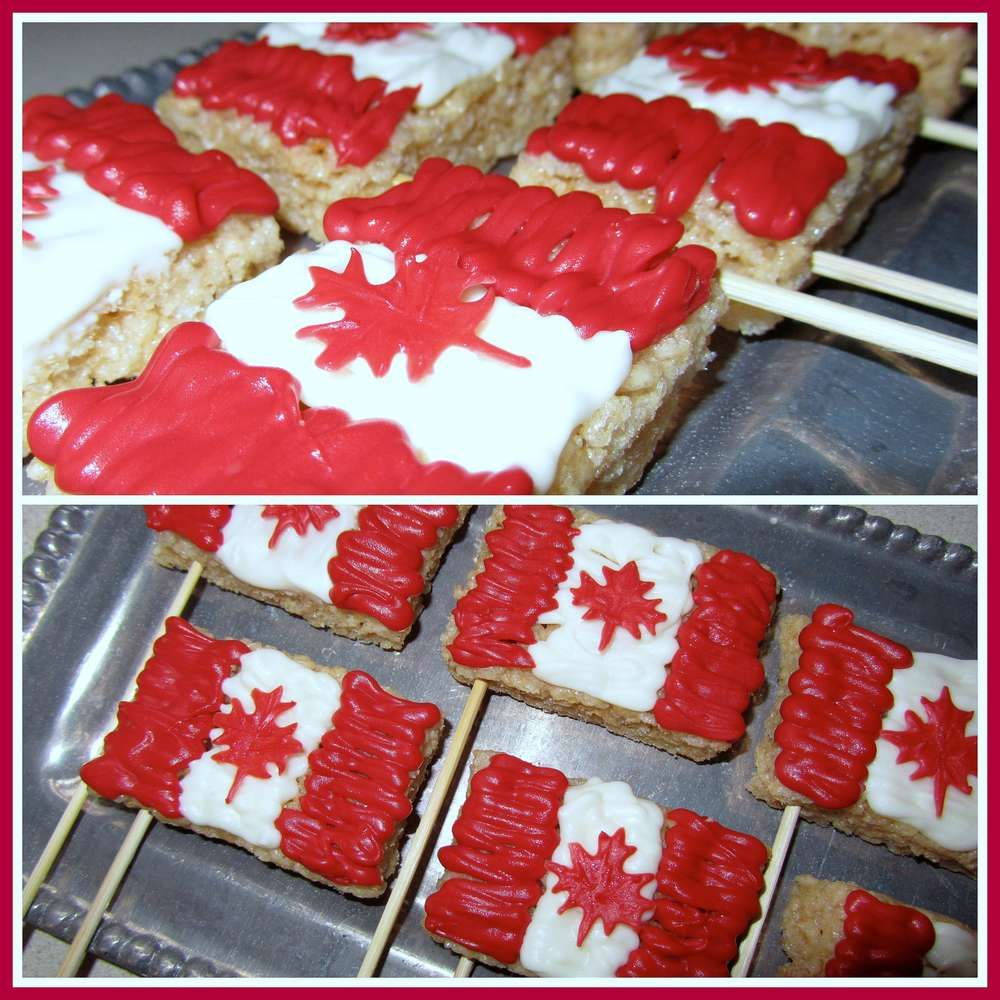 Canada Day Canada Day Party Ideas Photo 8 Of 29 Canada Day Party Canada Day Canada Party