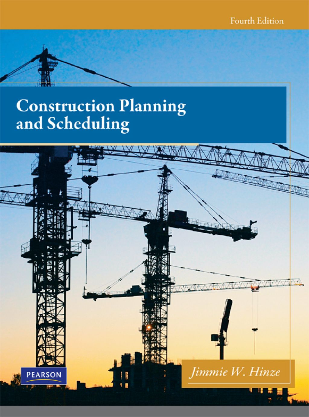 Construction Planning and Scheduling (eBook Rental) in