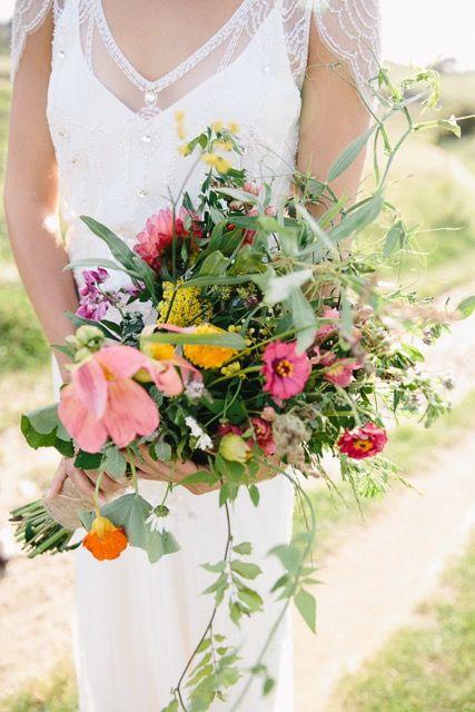 bouquet de mari e champ tre dinard mariage f tes pinterest dinard champetre et bouquet. Black Bedroom Furniture Sets. Home Design Ideas