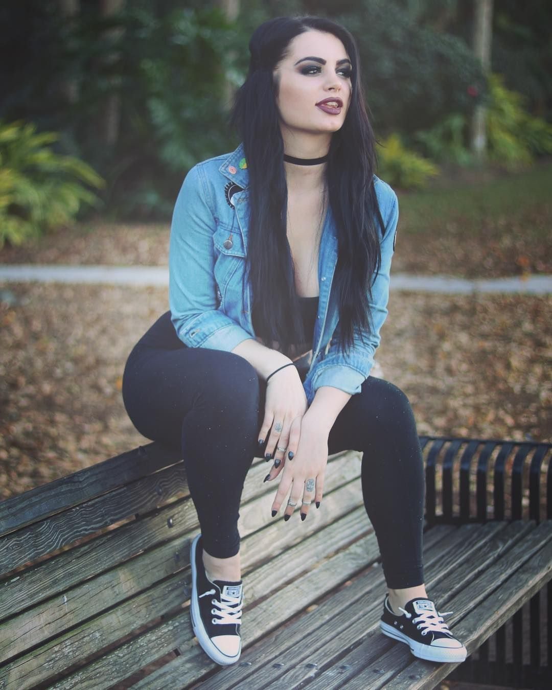 Instagram Saraya-Jade Rodriguez