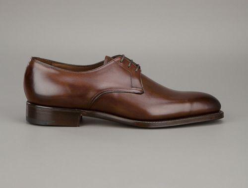 Dress shoes men, Brown leather shoes