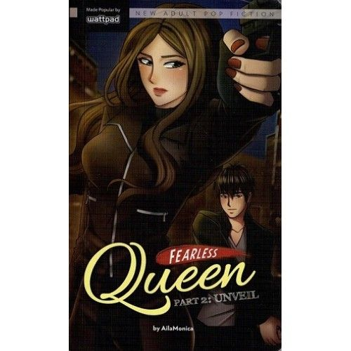 Fearless Queen Part 2 Unveil By Ailamonica Book Signing