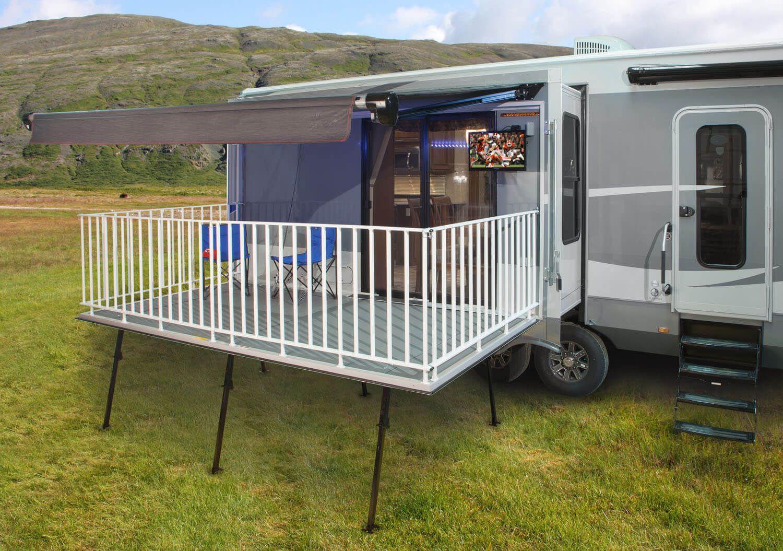 Open Range 3x Remodeled Campers Open Range Camper Living