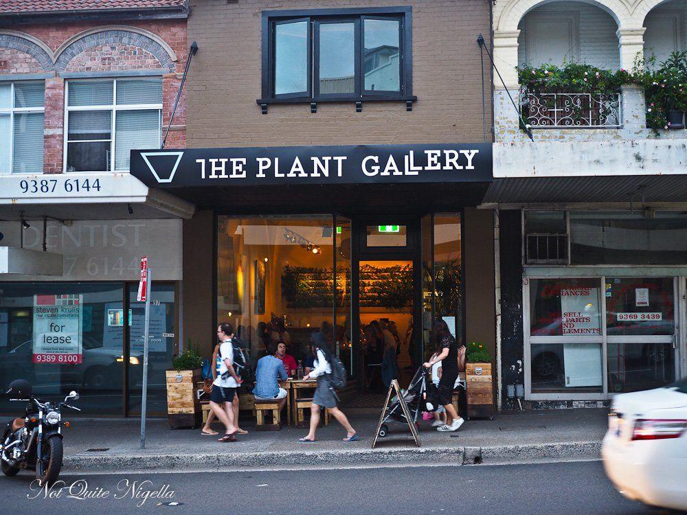 The Plant Gallery, Bondi Beach