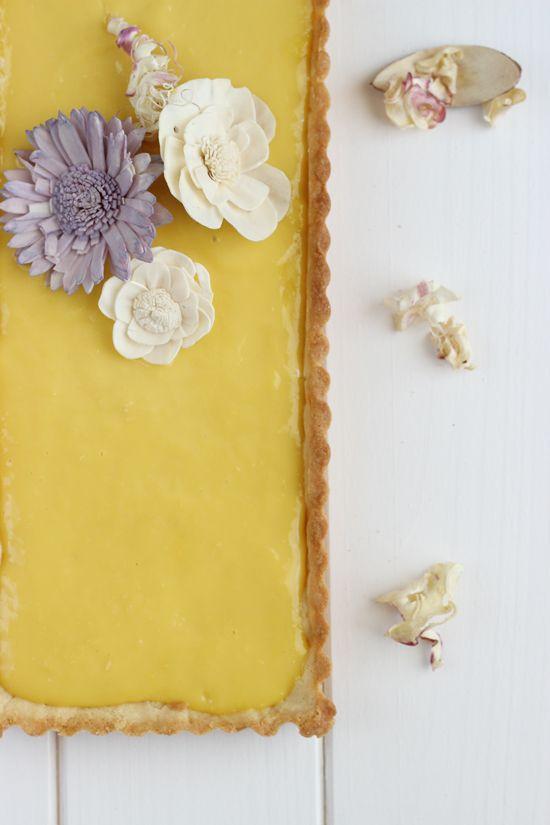 Postres de verano: Tarta de Mango Curd - Megasilvita