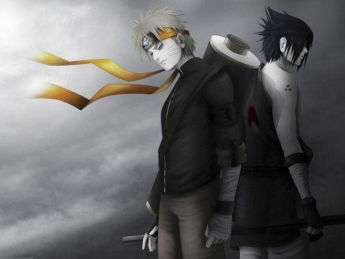 Uchiha Sasuke Wallpaper Sasuke Uchiha And Naruto Uzumaki In 2021 Naruto And Sasuke Wallpaper Wallpaper Naruto Shippuden Naruto Shippuden Anime