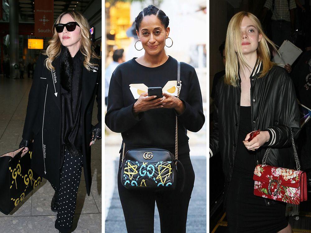 d3f99b720e4 Gucci s New Look is a Big Hit Among Celebrity Bag Lovers