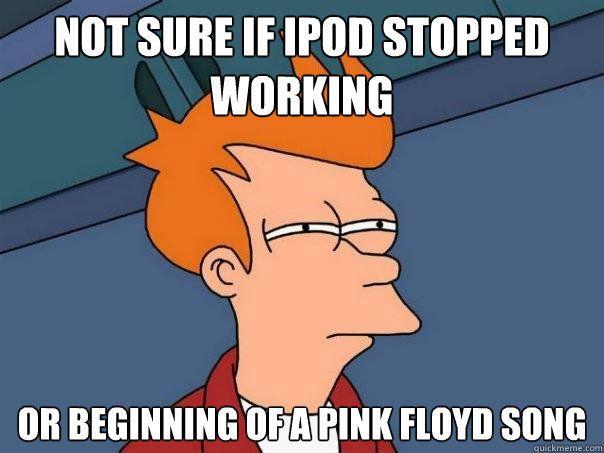 Futurama Pink Floyd