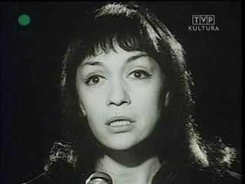 Ewa Demarczyk Tomaszow Women In Music Polish Music Youtube