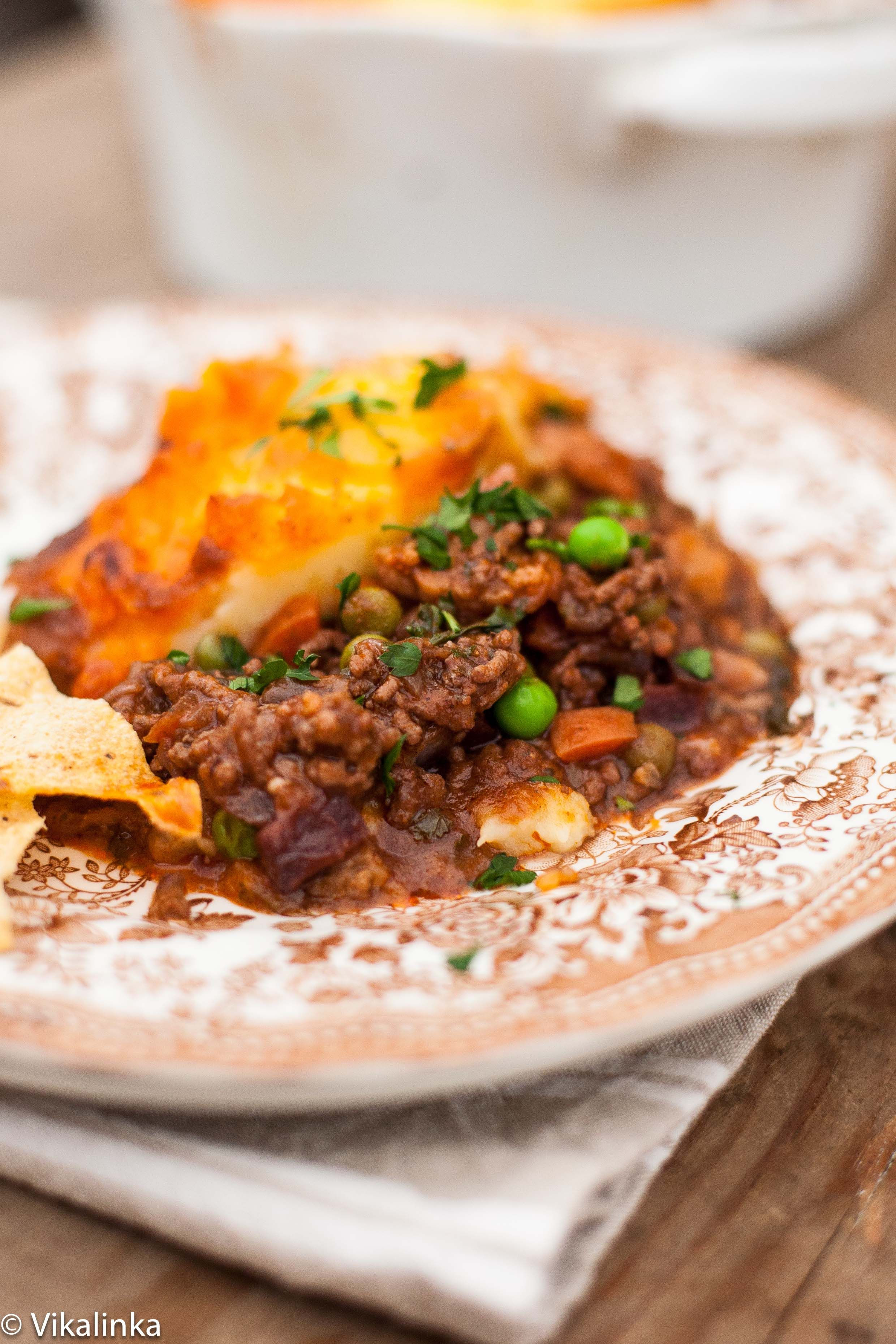 Shepherd S Pie With A Kick Shepherds Pie Recipes Delicious Beef Recipe
