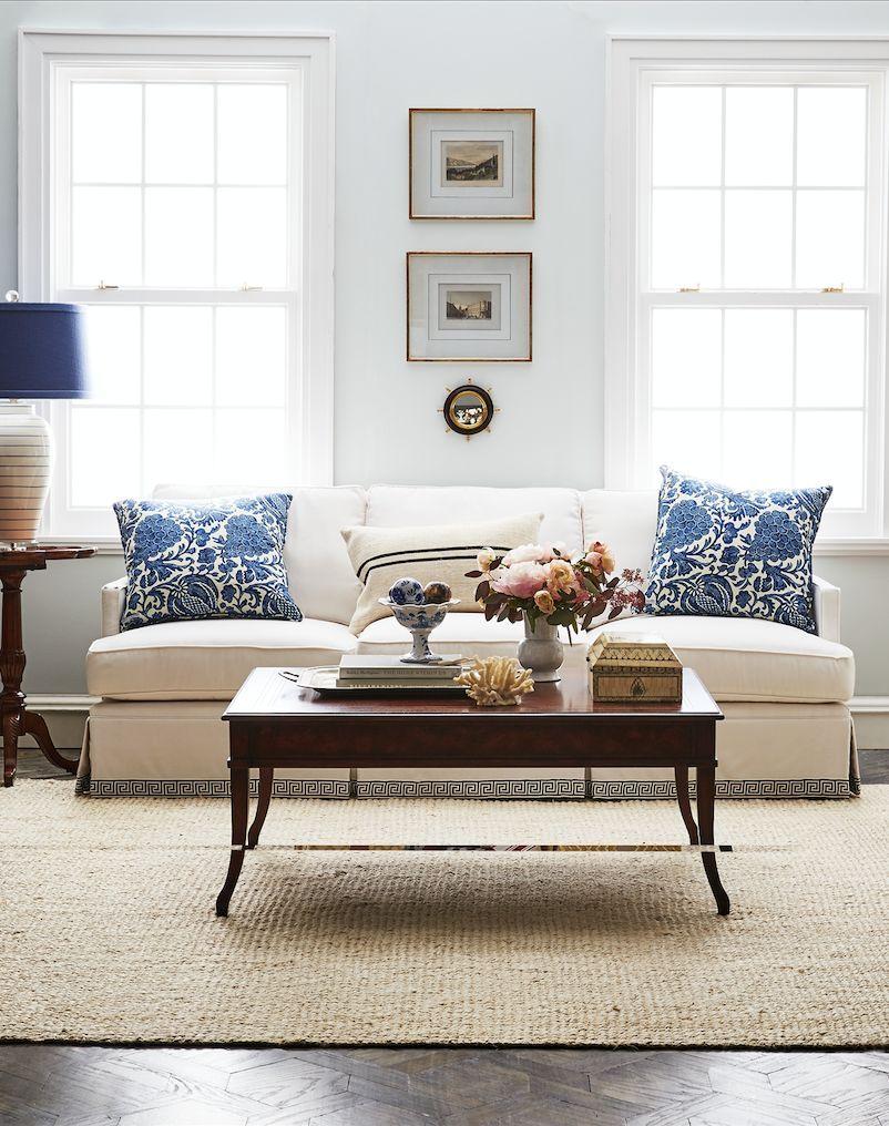 Simple And Elegant The Perfect Classic Coastal Living Room Design Extraordinary Coastal Living Room Designs Inspiration Design