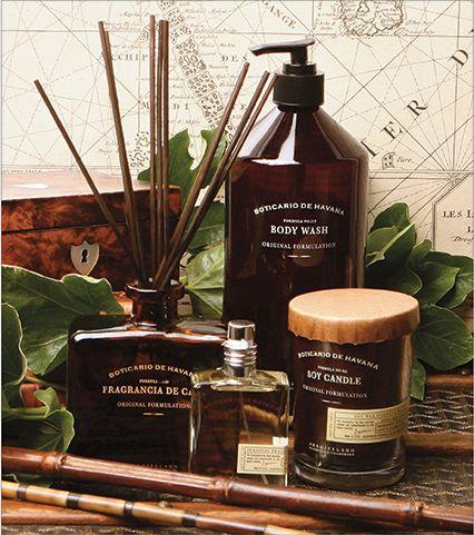 Archipelago Boticario De Havana products are pleasing to both men & women.