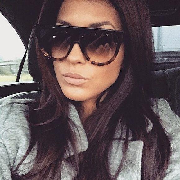 feb4cdb1eec Céline CL 41206 S Shadow Sunglasses Authentic Céline CL 41026 S Shadow  sunglasses. Hard to find