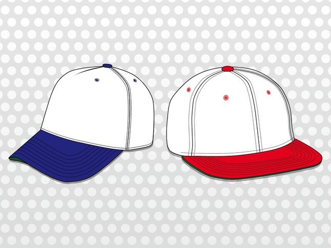 Hats Vector Hat Vector Fashion Design Template Vector Free