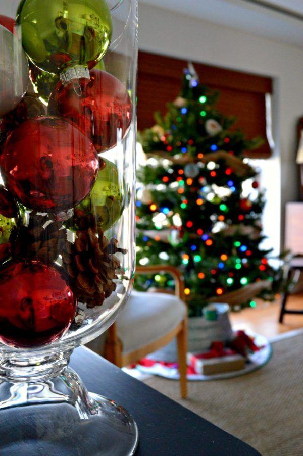 Glänsande Brite och fler idéer för lantgård juldekorationer på DuctTapeAndDenim.com