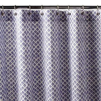 Jr By John Robshaw Loon Shower Curtain Bloomingdale S Curtains