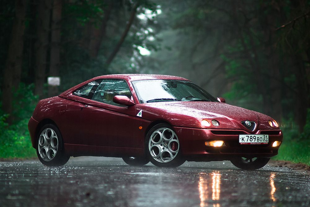 Alfa Romeo GTV   cerchio GTA