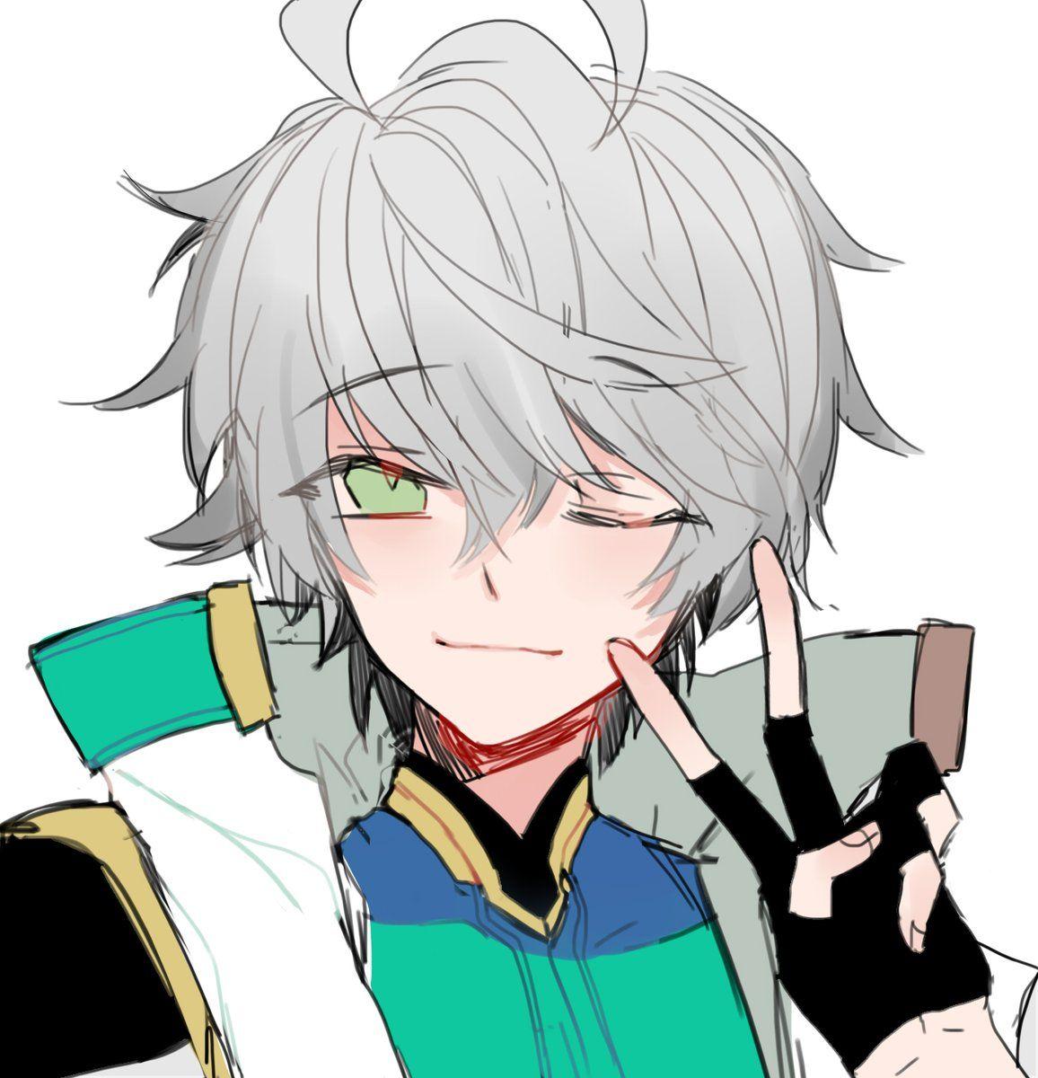 아인 Busca do Twitter Anime guys, Anime boy smile, Anime boy