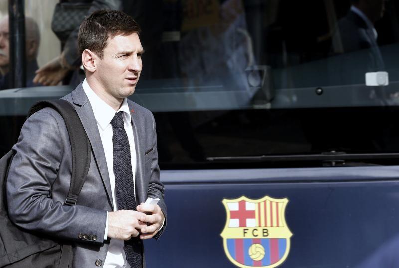 Messi afirma que Liga, ´Champions´ y Copa son importantes, pero el Mundial es especial.   /imag/efe/2014/01/20/20140120-5862007w.jpg