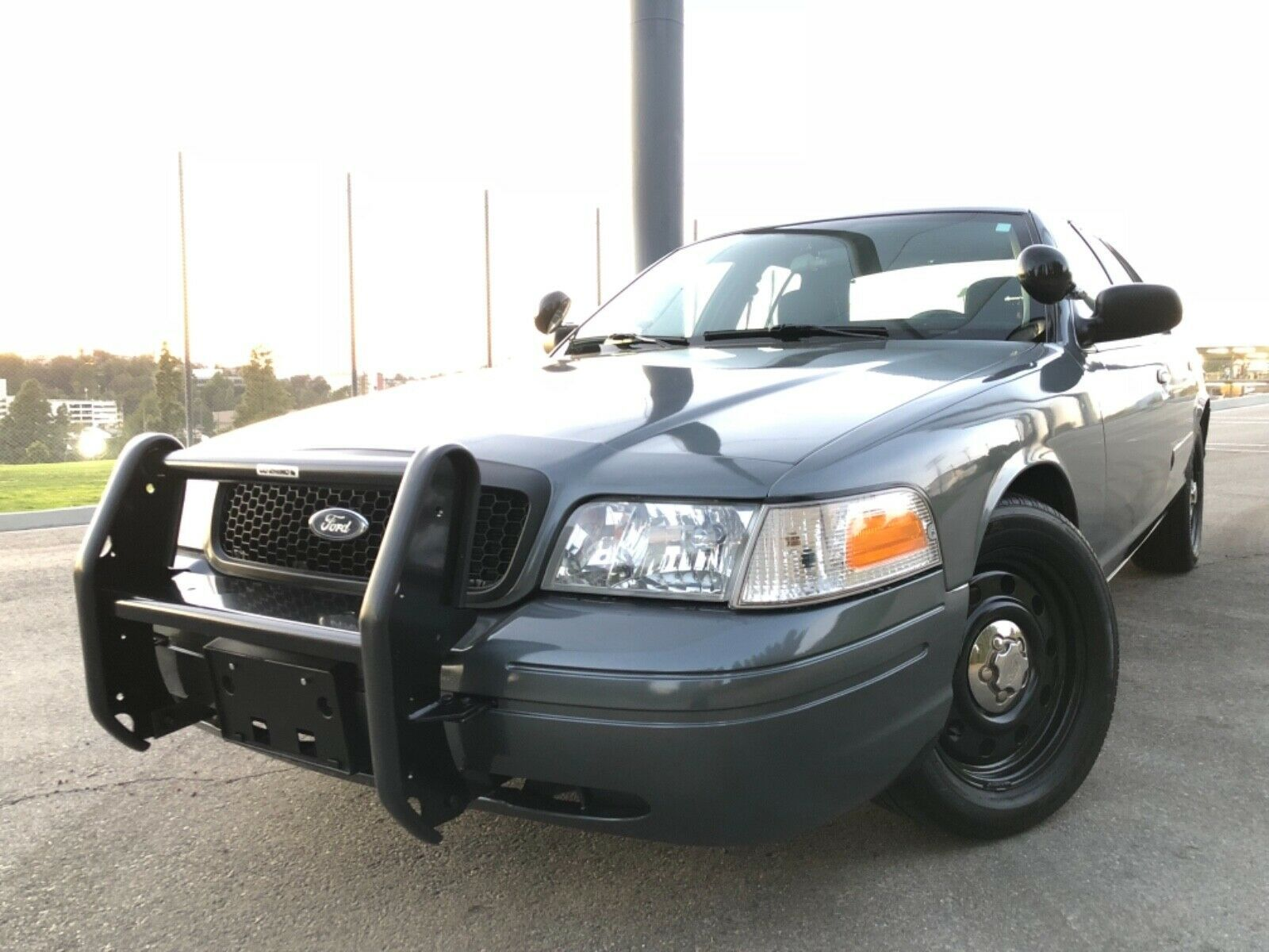 2008 Ford Crown Victoria Police Interceptor Ebay Victoria