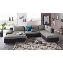 #smallbedroom sit & more Wohnlandschaft Sit & More,  #Huiskamer #sit #Wohnlandschaft