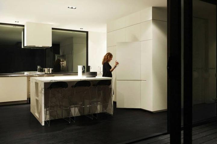 Farbe schwarz Ideen für Böden und moderne Inneneinrichtung | Haus
