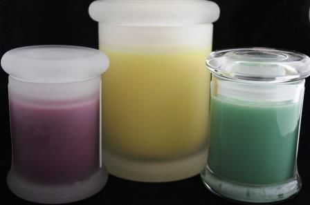 Metro Candles in three sizes!!