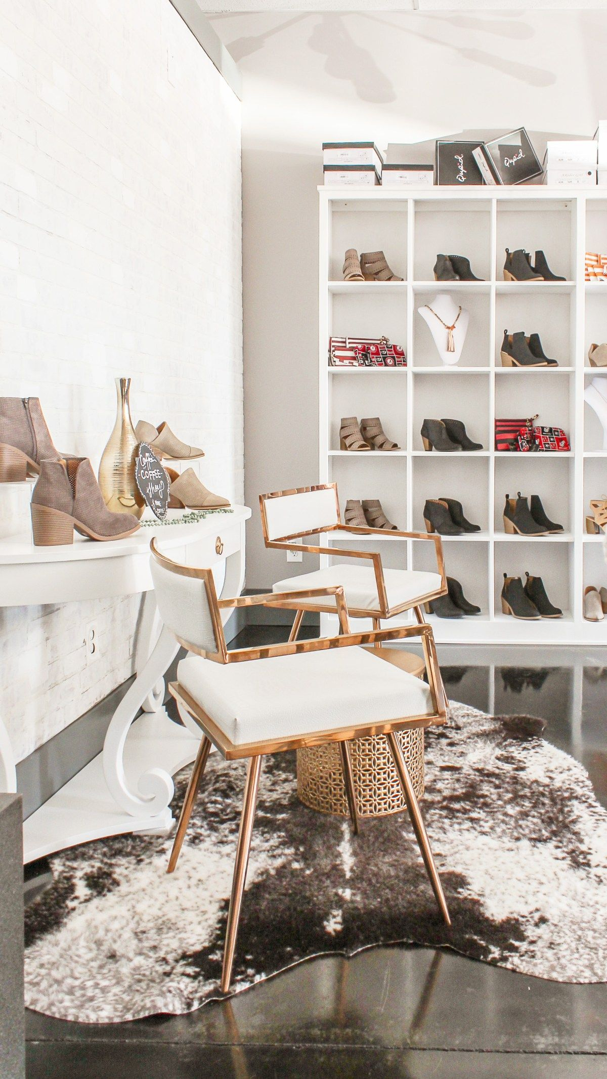 Southern As Sweet Tea Modern Glam Boutique Client Project
